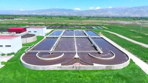 Purification Of Wastewater