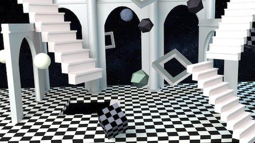 Optical Illusion Architecture