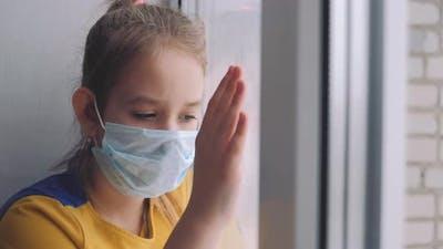 Stay at Home Quarantine Coronavirus Pandemic Prevention