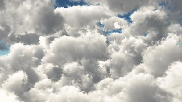 Thumbnail for Flight Through In The Cloud HD