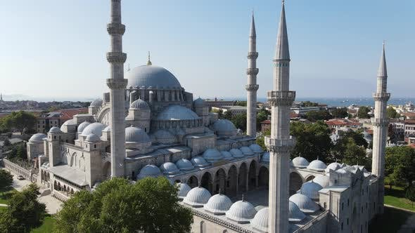Thumbnail for Suleymaniye Mosque