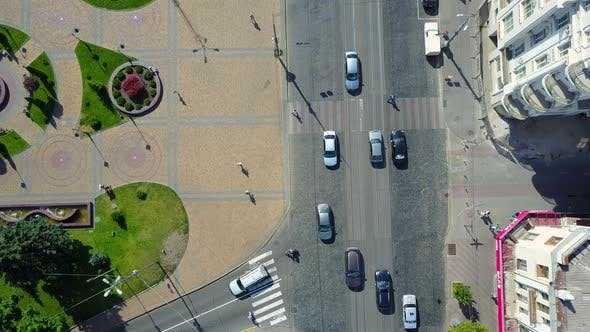Thumbnail for Cityscape of Vinnysia City in Ukraine, Europe