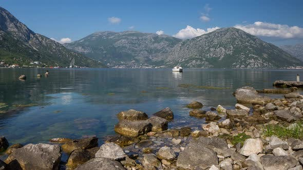 bay of kotor Beach Coast Nature boat harbour adriatic montengro