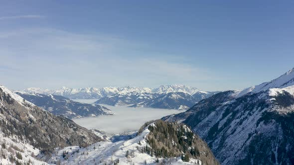 Kitzsteinhorn Mountains