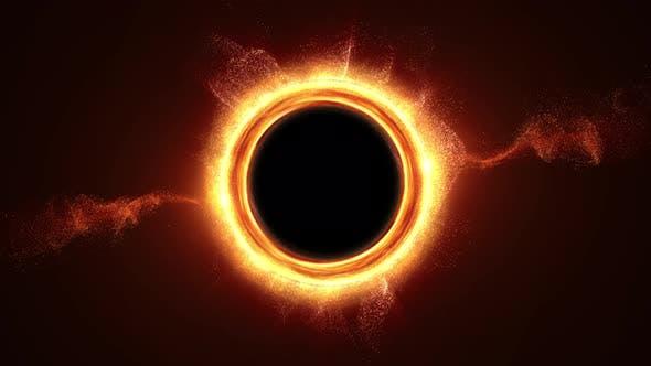Thumbnail for Futuristic Black Hole Simulation