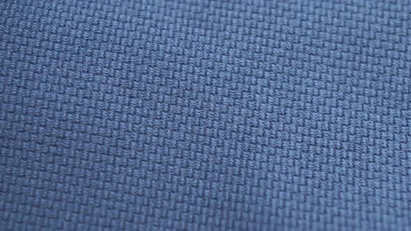 Blue Textile Fabric  Slider Shot
