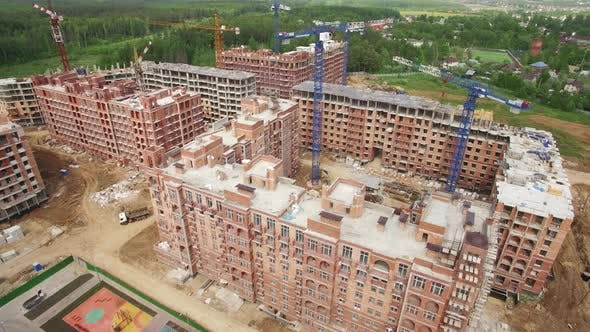 Thumbnail for Housing Development in New Moscow, Russia