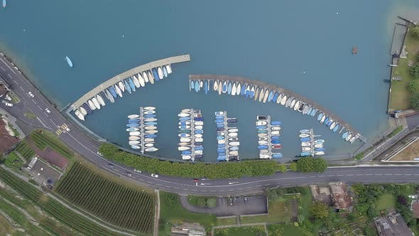 Thumbnail for Oberhofen Marina Switzerland