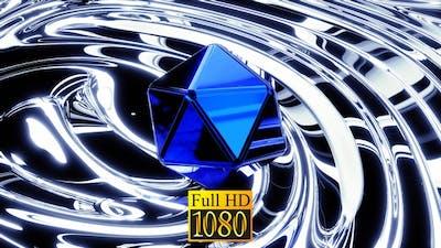 Swirl Of Metal HD