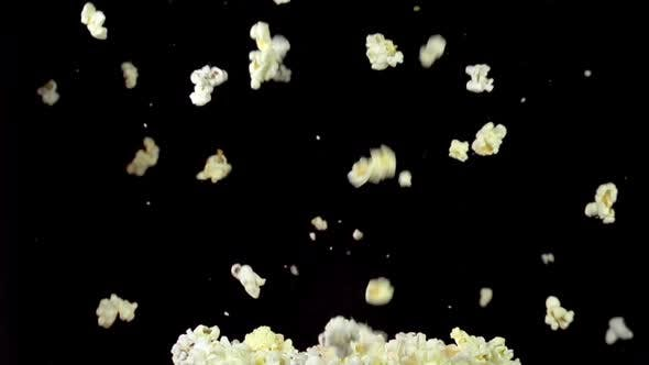 Thumbnail for Popcorn Explosion Slow Motion