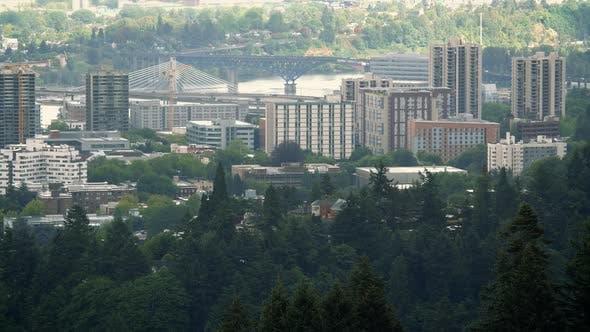 Thumbnail for Green City Timelapse In Portland Oregon