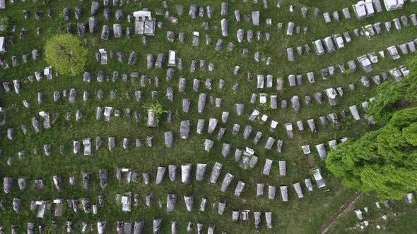 Thumbnail for Old Jewish Cemetery In Sarajevo  V9