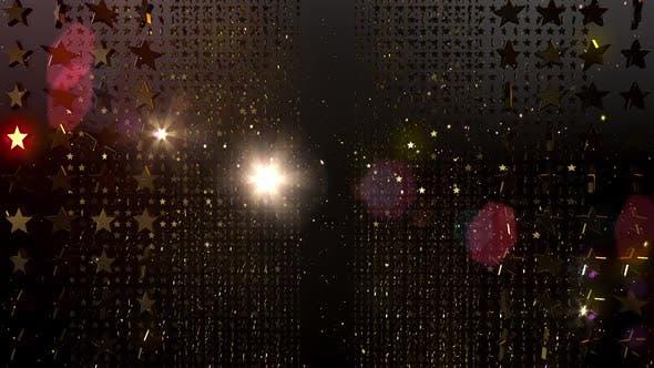 Thumbnail for Festive Stars Glitter 15