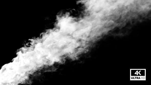The Biggest White Smoke Rising