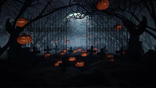 Halloween In Gravestone 03 HD