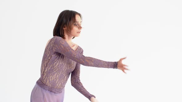 Cover Image for Dancing Modern Contemporary Style
