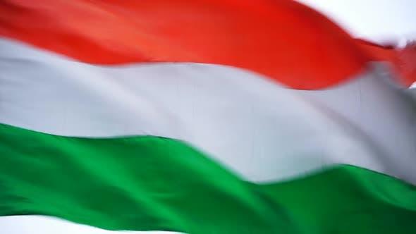 Thumbnail for Hungary Flag Real
