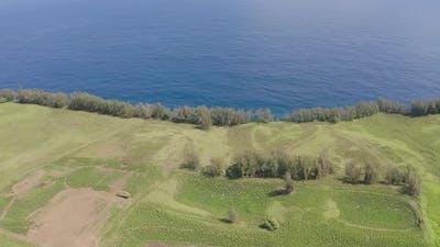 Green Valley In Hawaii