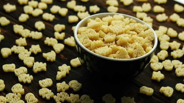 Thumbnail for Bowl of Creative Small Macaroni