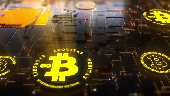 Bitcoin Data Center 01