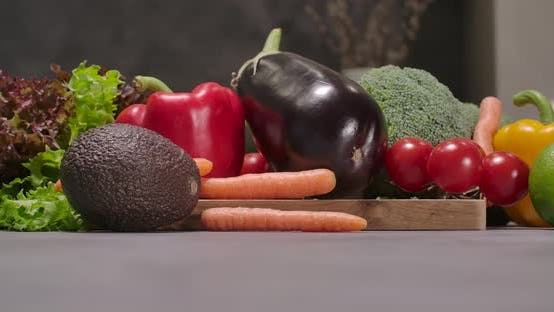 Thumbnail for Healthy Fresh Vegetables