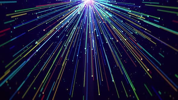 Thumbnail for Colorful Lights Background