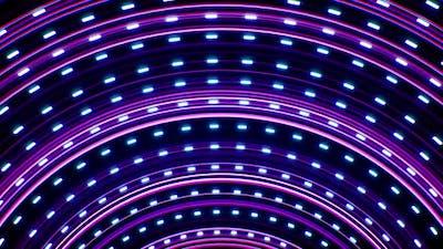 Arch Neon Light Lamp