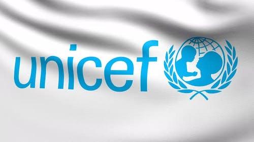 UNICEF Flag 4K