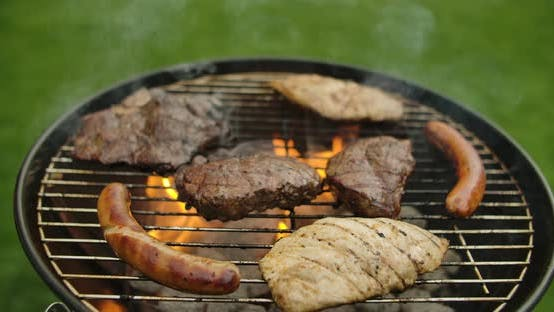 Thumbnail for Delicious Grilled Food