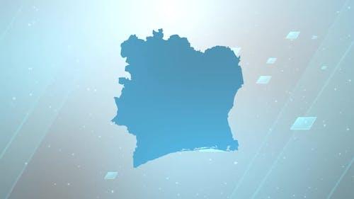 Cote D Ivoire Slider Background