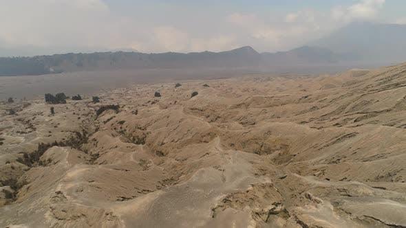 Thumbnail for Volcanic Landscape Tengger Semeru National Park