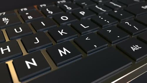 Computer Keyboard and Jack-in-the-box PASSWORD Message