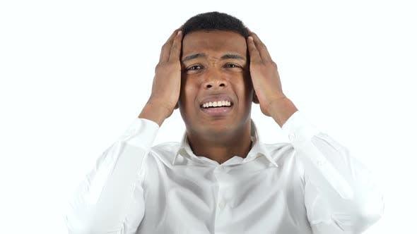 Thumbnail for Black Man Reacting to Failure