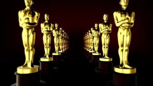 Auszeichnung Statue