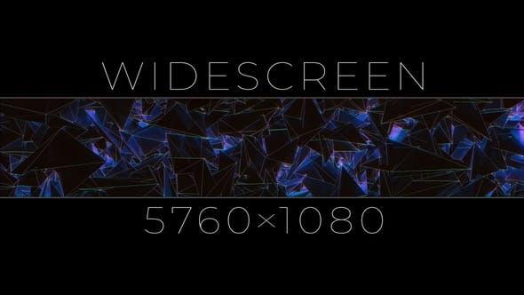 Thumbnail for Galaxy Crystals Widescreen