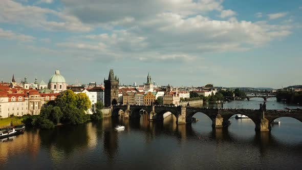 Thumbnail for Charles Bridge in Prague 02