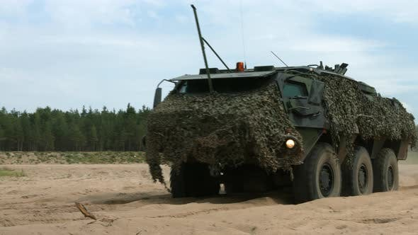 Thumbnail for Military Vehicle