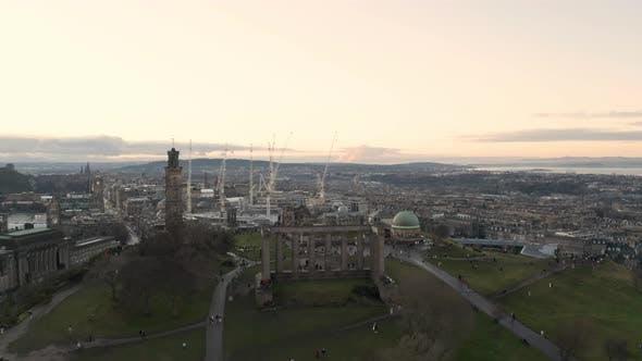 Thumbnail for Edinburgh City View