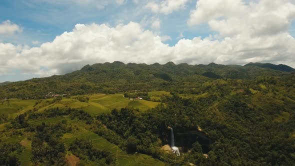 Farmland in Province Philippines
