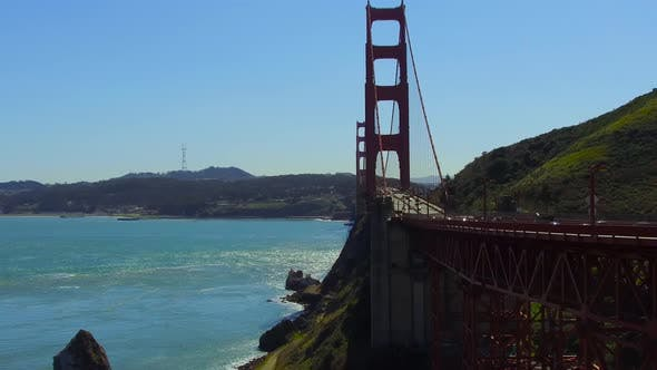 Thumbnail for Golden Gate Bridge Over San Francisco Bay 24
