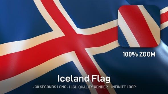 Thumbnail for Iceland Flag