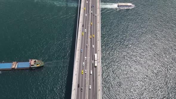 Cargo Ship Traffic