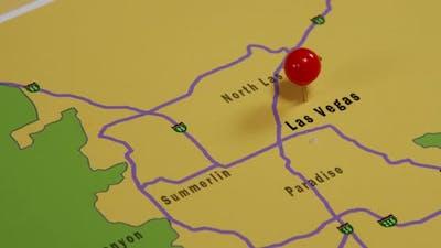 Map Of Las Vegas 01b