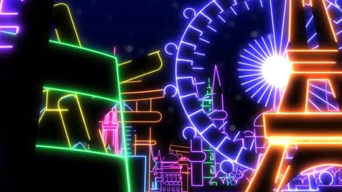 Neonland-Marken