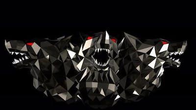 Wolf 5 Heads