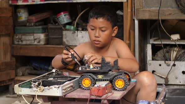 Innovation Robot Model