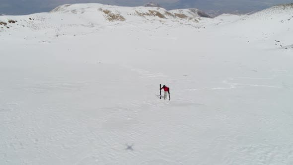 Thumbnail for Walking On Snow