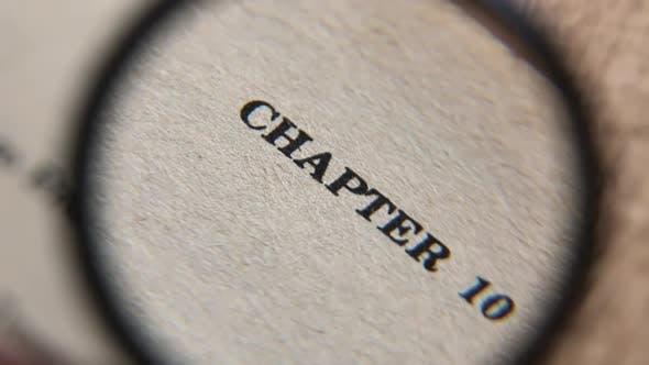 Thumbnail for Kapitel 10 Über das Buch