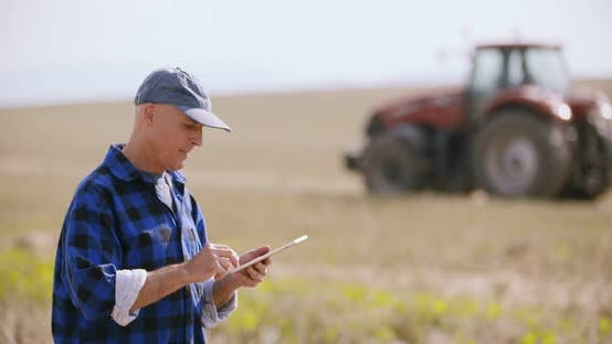Thumbnail for Love of Agriculture Technology
