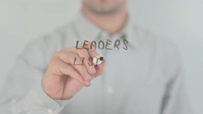 Leaders Listen
